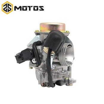 ZS MOTOS ZSDTRP Motorcycle CVK24 24.5mm carb carburetor Electronic Choke GY6 100 125 150 cc scooter ATV replace