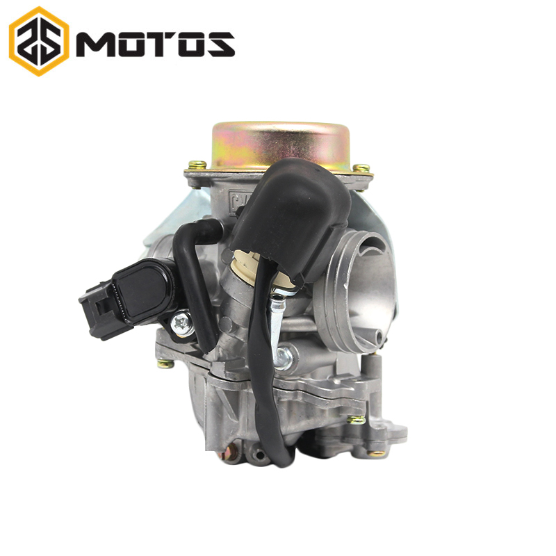 ZS MOTOS ZSDTRP moto CVK24 24.5mm carburateur carb starter électronique GY6 100 125 150 cc scooter ATV remplacer