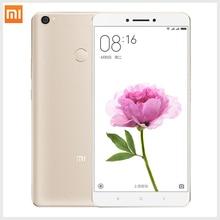 "Original Xiaomi Mobile Phone Mi Max Prime 3GB RAM 64GB ROM Mimax 6.44"" Snapdragon 650 Hexa Core 4G LTE Fingerprint ID"