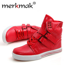 2016 New Fashion Men Breathable Casual High Top Exercise Shoes Jogging Shoes Men's Flats Shoes Male Ankle Boots Footwear For Men