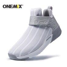 ONEMIX women Running Shoes warm height increasing shoes wint