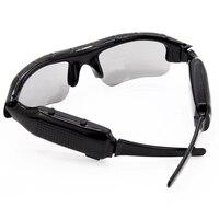 Sunglasses Camera Digital Audio Video Player Portable Camera Smart Glasses For Driving Outdoor Sports Camera DV