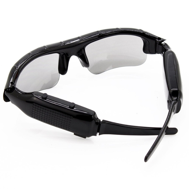 Sunglasses Camera Digital Audio Video Recorder Portable Camera Smart Glasses For Driving Outdoor Sports Camera DV DVR Recorder
