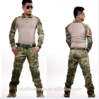 Tactical Combat Uniform Gen 3 shirt+pants Military Army Pants with knee pads Size XS XXL