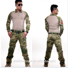 Tactical Combat Uniform Gen 3 shirt+pants Military Army Pants with knee pads Size XS-XXL