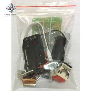 Image 5 - Module de pistolet électromagnétique primaire modèle expérimental scientifique pistolet électromagnétique gamme de Module de charge 5M pièces de bricolage