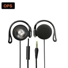 Moda & Indolor Orelha-gancho do Fone De Ouvido Música/Esporte fone de ouvido para o telefone Móvel/CP