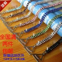 Wholesale rhinestone straps small acridine underwear with lace bra strap with metal straps цена
