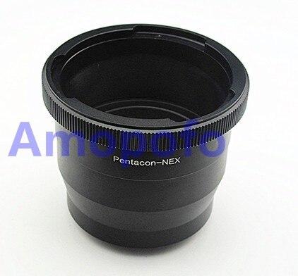Pentacon 6 P60 Kiev Lens pour pour Sony NEX E mont Caméra adaptateur NEX ILCE a3100 a6300