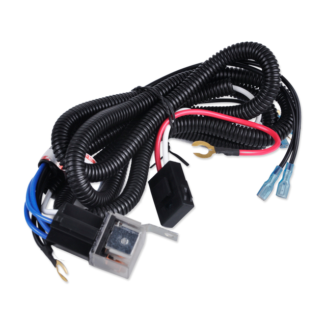 DWCX 12V Car Truck Grille Mount Blast Tone Horn Plastic Metal Wiring Harness Relay Kit for_640x640 dwcx 12v car truck grille mount blast tone horn plastic metal wiring