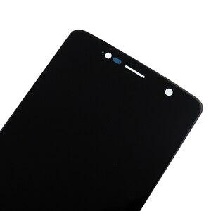 Image 5 - Alesser dla Leagoo Power 5 wyświetlacz LCD i ekran dotykowy naprawa części z narzędziami i klejem do Leagoo Power 5 + futerał silikonowy