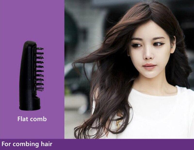 cabelo profissional secador de cabelo escova ventilador