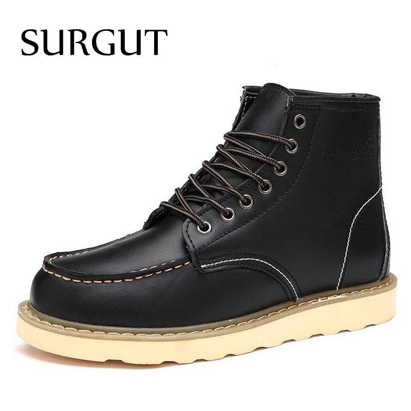 Aliexpress.com : Buy SURGUT Brand Waterproof Men's Ankle ...