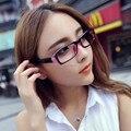Envío Gratis 2016 Nueva moda marcos ópticos lentes de los vidrios de Las Mujeres Miopía Gafas Marco Gafas de Equipo completo 21007