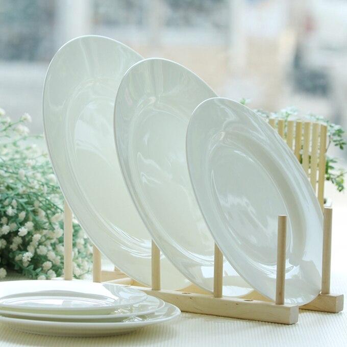 Que sirve platos de porcelana compra lotes baratos de - Platos porcelana blanca ...