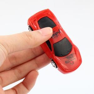 Image 2 - 5pcs/lot Pull Back Car Toys Car Children Racing Car Baby Mini Cars Cartoon Pull Back Kids Toys For Children Boy Gifts WYQ