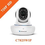 HTB1glHhatjvK1RjSspiq6AEqXXad Original Vstarcam 720P IP Camera C7824WIP Wifi Surveillance CCTV Camera Security Camera IR Night Vision PTZ Camera Mobile View
