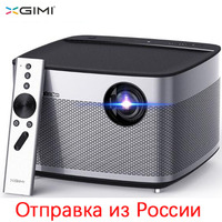 300 inch XGIMI H1 android tv 1080 Full HD Hỗ Trợ 3D 4 K mini-Chiếu 3 GB RAM Android 5.1 Bluetooth Wifi Home Theater DLP Beamer