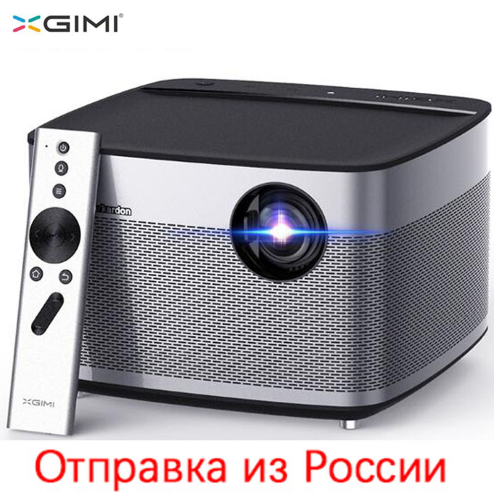 300inch XGIMI H1 android tv 1080 Full HD 3D Support 4K mini Projector 3GB RAM Android