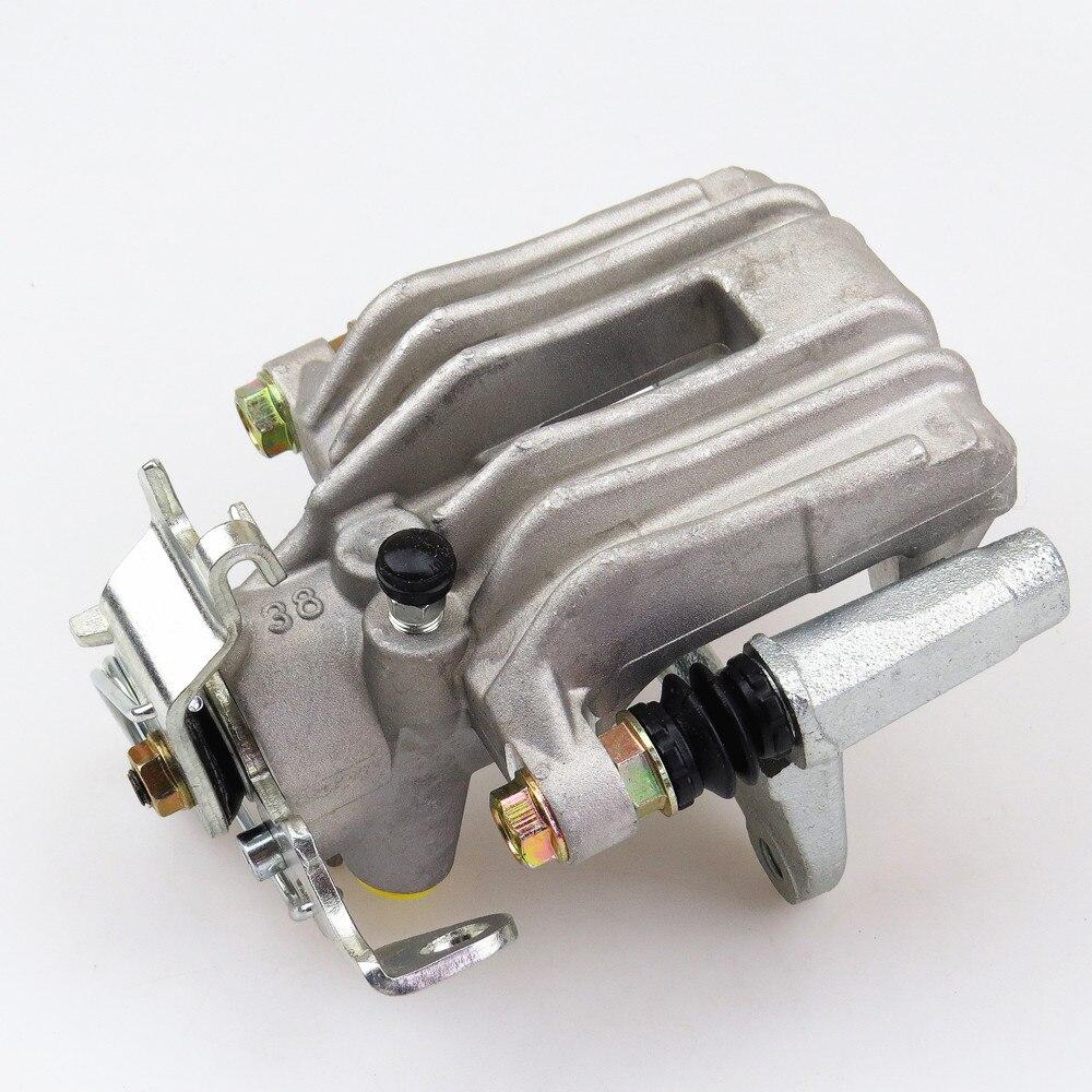Left Handbrake Caliper Pump Assembly New For 2.0L 3.2L A4 Quattro VW Passat B5 A6 1J0 615 423 B 1J0 615 424 B 0001108175 0986018340 458211 new starter for audi a4 a6 quattro volkswagen passat 2 8 3 0 4 2 l