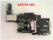 Hot For HP 2760P 649745-001 653452-001 Laptop Motherboard Mainboard I5-540M HM67 100% tested free shipping