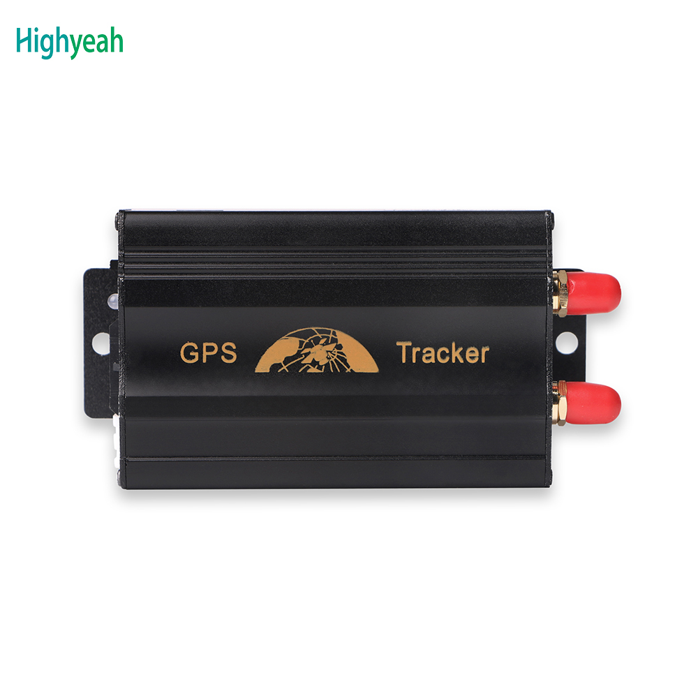coban gps tk103a gsm sms alarm car vehicle tracking via app website SMS rastreador gprs Security Burglar System Google maps ...