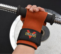 Weight Lifting Hook Training Gym Grips Straps Wrist Support Weights Power Dumbbell Hook Weightlifting