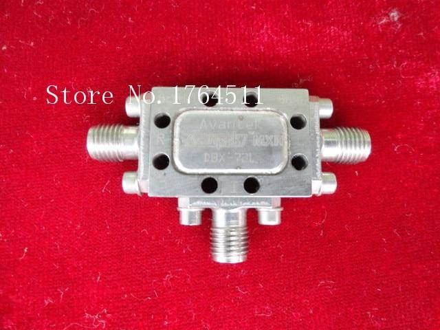 [BELLA] AVANTEK DBX-72L 2-7GHz SMA RF RF Coaxial Double Balanced Mixer