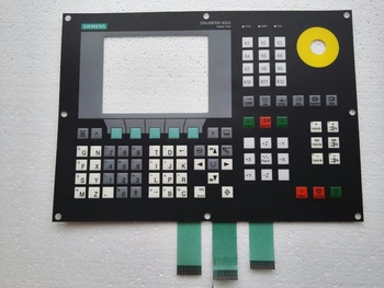 SINUMERIK 802S Membrane Keypad for HMI Panel repair~do it yourself,New & Have in stock