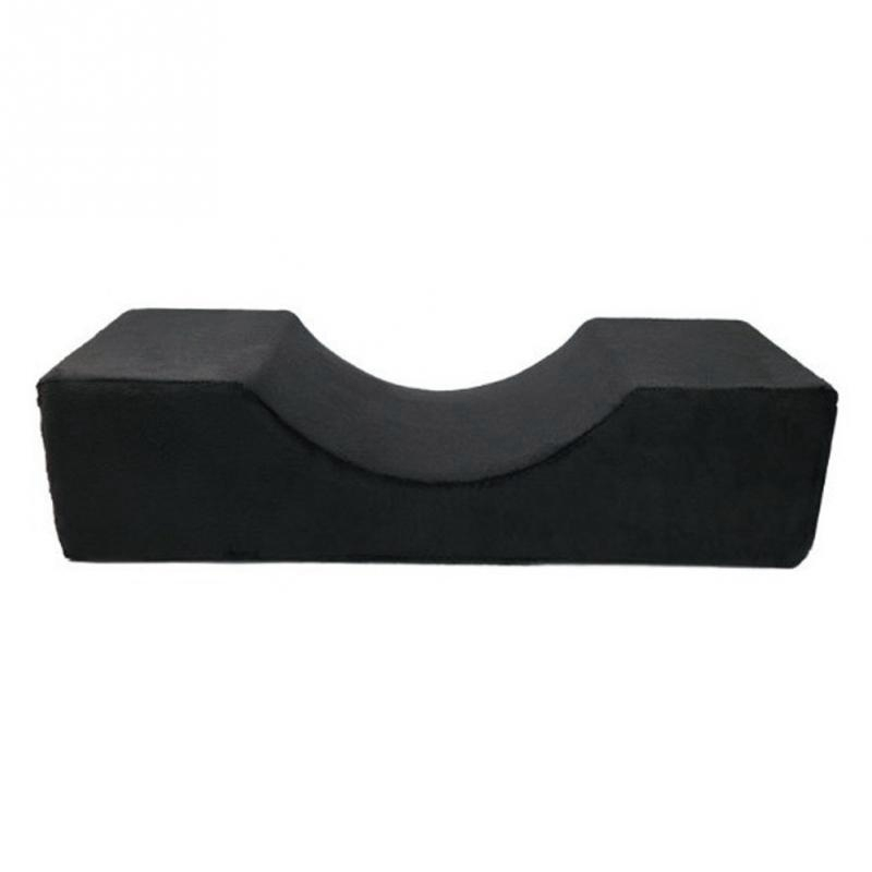 Professional Eyelash Extension Pillow Special Flannel Salon Use Memory Beauty.Pillow Stand Grafted For Eyelash Extension