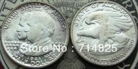 1921 2X2 Alabama Commemorative Half Dollar UNC COIN