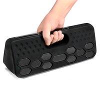 Fansaco Bluetooth Speaker Wireless Portable Speaker 10W * 4 Driver Stereo Music Loud Speaker Sound With MIC Smartphone Speakers