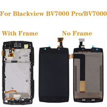 """5.0 """"dla Blackview BV7000 LCD + ekran dotykowy Digitizer zestaw dla Blackview BV7000 Pro BV 7000 wyświetlacz LCD telefon akcesoria + narzędzia"""