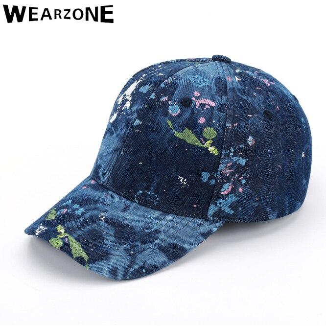 Prix pour WEARZONE Coton Camo Snapback Chapeaux camouflage hip hop hommes femmes Casquettes bboy gorras os casquettes solides chapeau