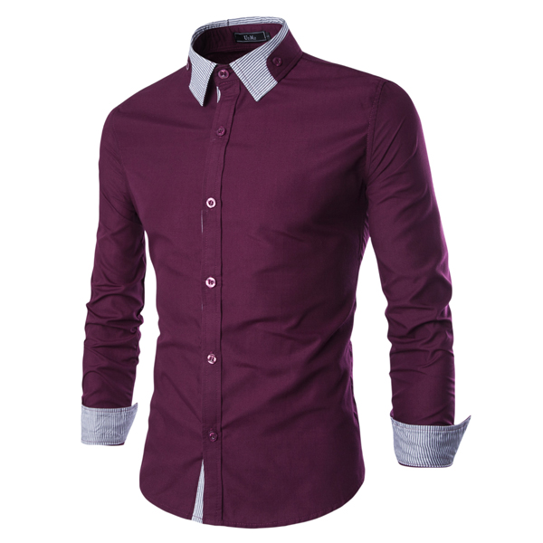 Cheap Black Dress Shirts Promotion-Shop for Promotional Cheap ...