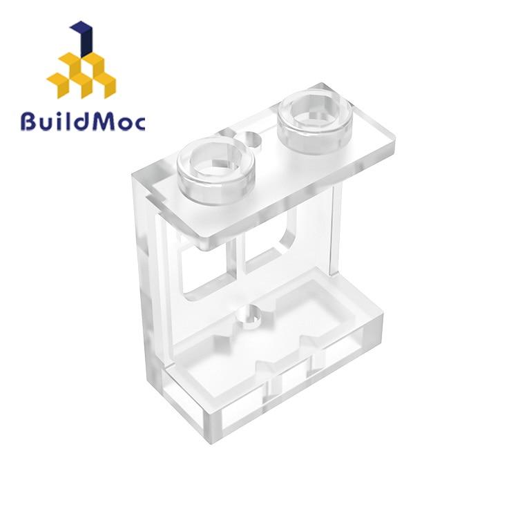 BuildMOC 60032 1x2x2 For Building Blocks Parts DIY LOGO Educational Tech Parts Toys