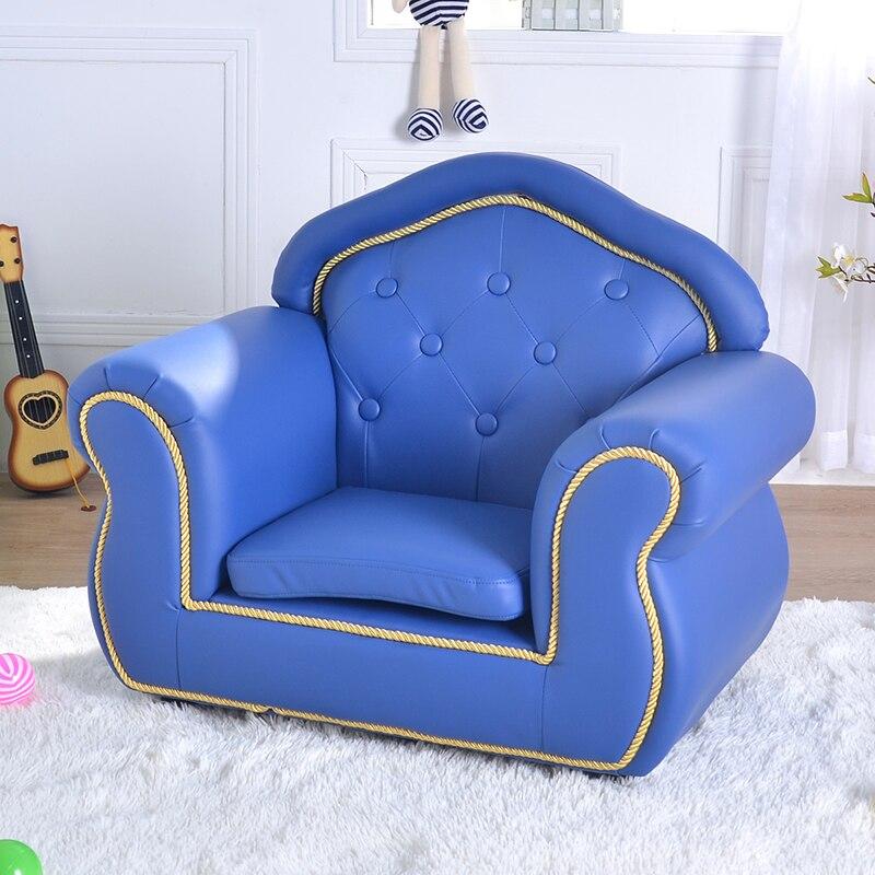 Children's Sofa Single Person Cartoon Small Sofa Creative Cute Baby Child Chair Children Reading Sofa Stool Kid Chair
