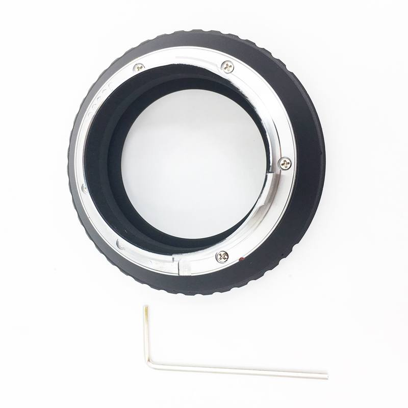 Image 4 - Newyi M42 Lm адаптер для объектива M42 в L eica M Lm камера M9 с для Techart Lm Ea7 камера объектив кольцо аксессуары-in Адаптер объектива from Бытовая электроника