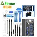 FIRMOR 86 в 1 Набор прецизионных магнитных многофункциональных отверток с портативной сумкой  набор инструментов для ремонта электроники для ...