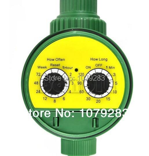 Single Station Controller analog vattentimmer vattentimer bevattningstimer automatisk elektronisk timer