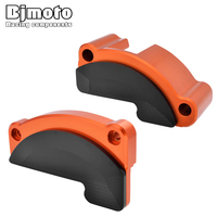 BJMOTO For KTM 1290 Super Duke R GT RC8 R Motorcycle Left Right CNC Engine Case Guard Cover Protector Slider