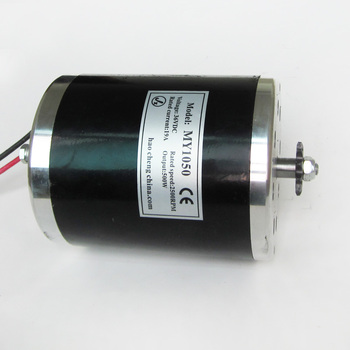 Brush Motor 36V 500W High-speed Motor for Electric Tricycle Scooter