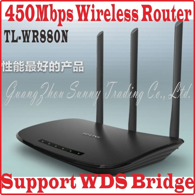 EU/AU/US/UK PLUG Chin Firmware 450Mbps Wireless Router for big House ...