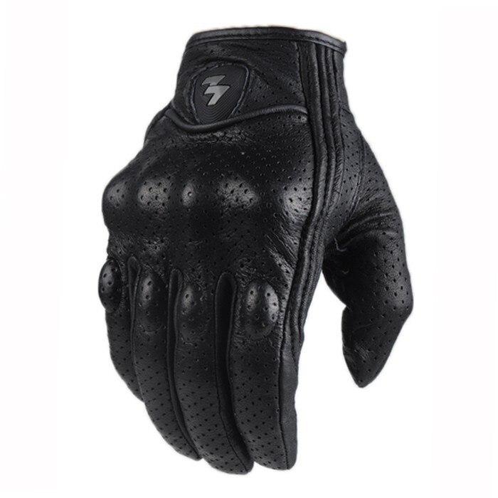 Перчатки для мотоцикла, перчатки из овчины, сенсорные, мотоциклетные перчатки, перчатки для мотокросса