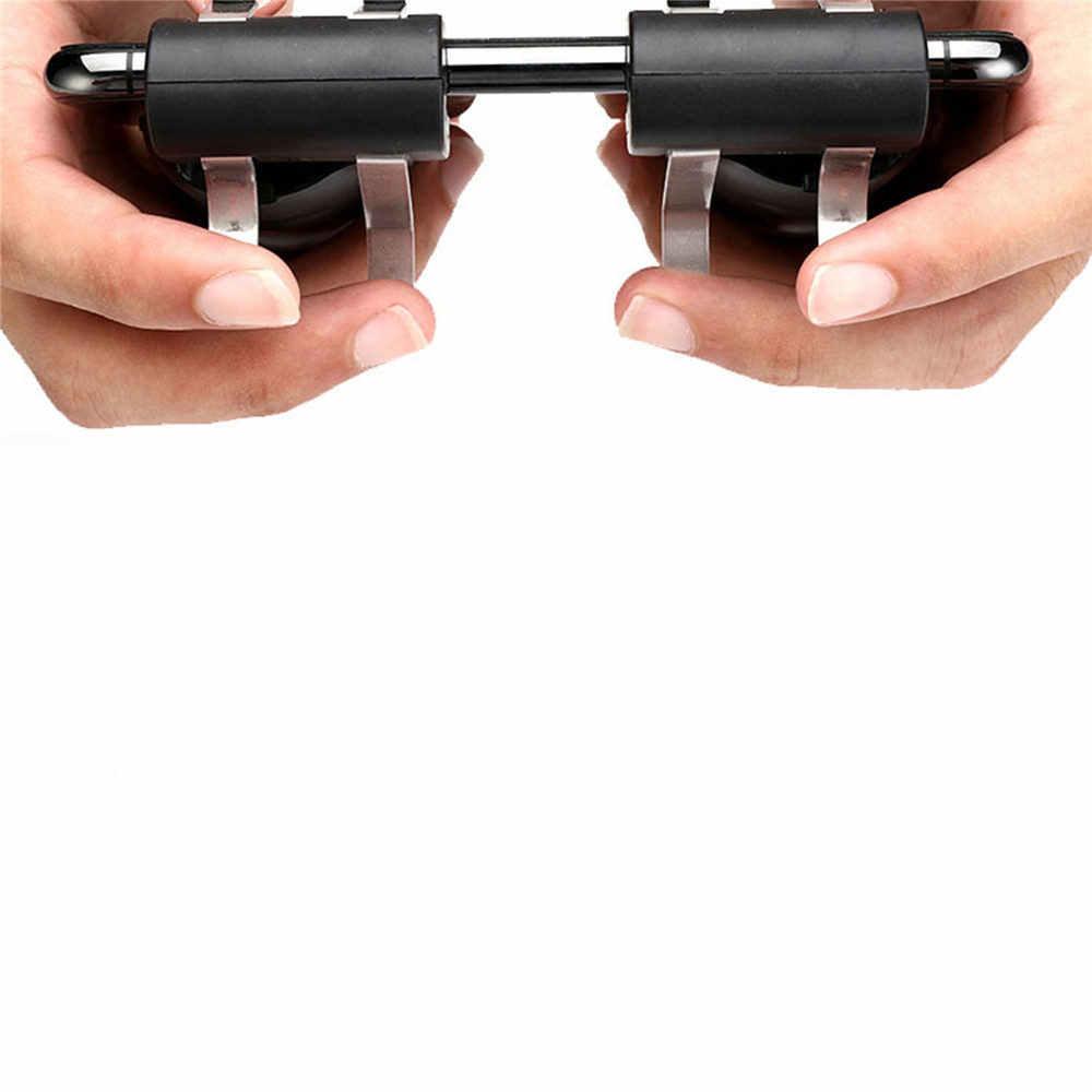Новая концепция шестипальцевая связь мобильный телефон игровой Триггер Захват для геймпада L1R1 шутер контроллер игровой триггер джойстик для PUBG