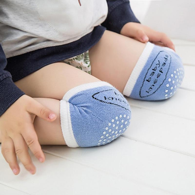 1 Pair Baby Knee Pads Children Leggings Protectors Leg Warmers Safety Crawling Elbow Cushion Infant Toddlers Baby Kneecap