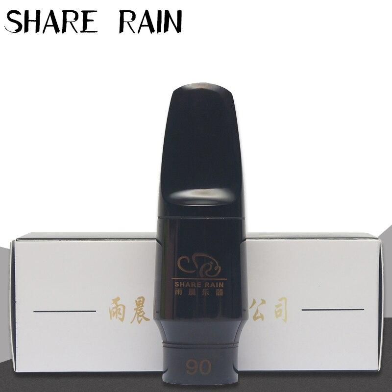 The copy of Meyer Sax Hard rubber bakelite alto mouthpiece(handmade repaired) france bg alto sax bakelite hard rubber mouthpiece ligature l10 including cap paint gold