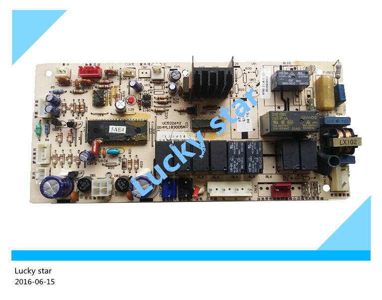 95% new for Haier Air conditioning computer board circuit board KFRD-71LW/G(ZXF) 0010403005 good working 95% new for haier refrigerator computer board circuit board bcd 198k 0064000619 driver board good working
