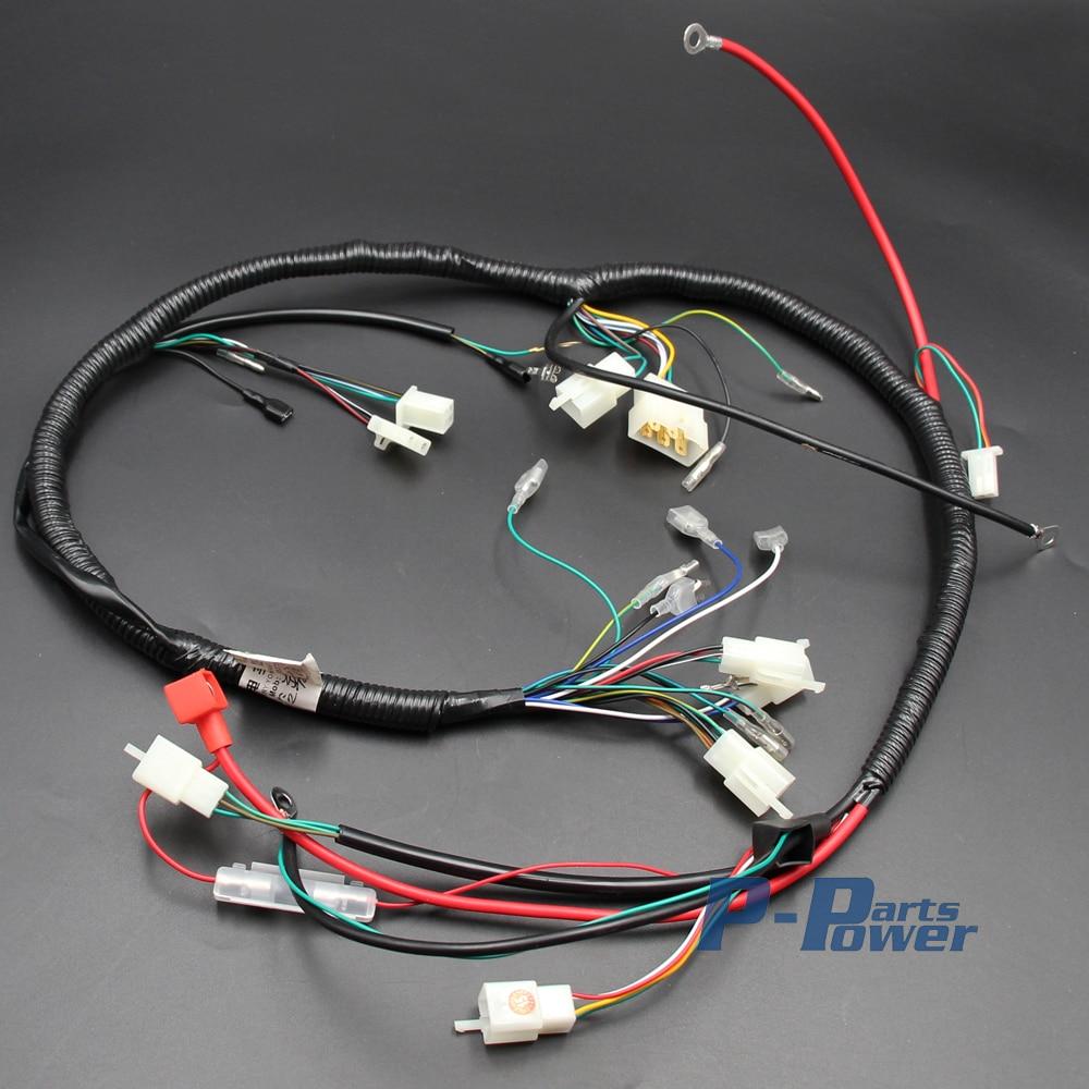 Schema Elettrico Quad : Aliexpress.com : acquista completo impianto elettrico quad atv 150cc