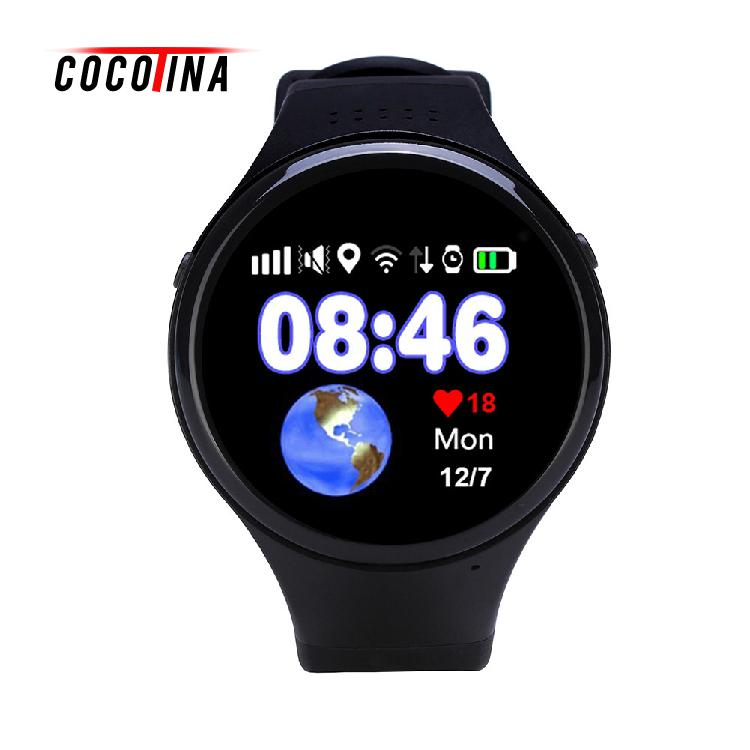 COCOTINA For Family Don't Worry Child WIFI Smart Watch With GPS Global Location Tracker Kid Safe SOS CALL LDZ4819 wireless service call bell system popular in restaurant ce passed 433 92mhz full equipment watch pager 1 watch 7 call button